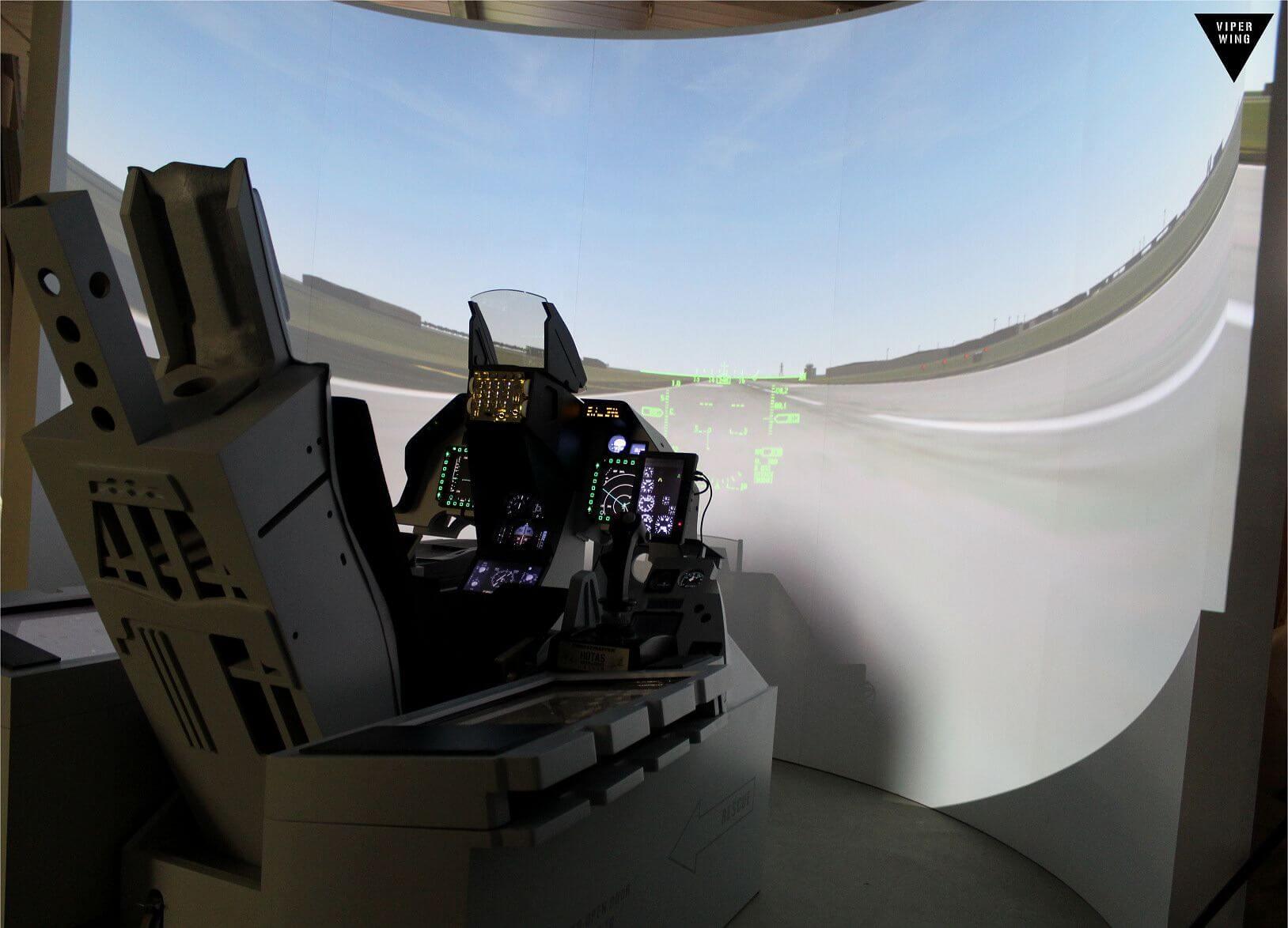 Falcon BMS F-16 Combat Flight Simulator Review