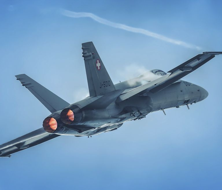 F-18 Fighting Falcon