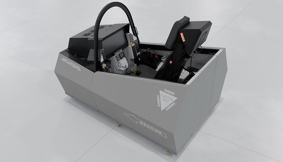 F-35 / Universal Fighter Jet Simulator