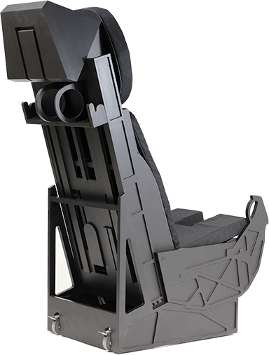 F-35 cockpit ejection seat