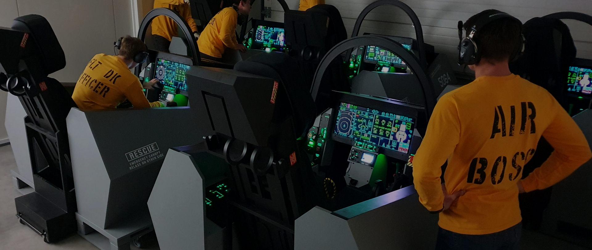 Simulation Centers